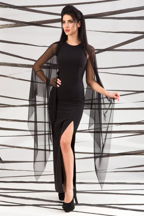 Платье 01-34 черный