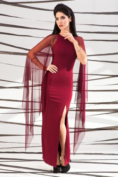 Платье 01-34 марсал