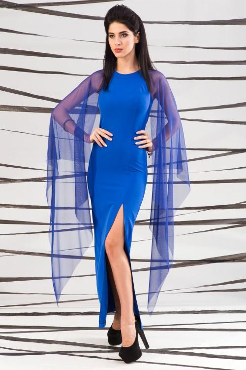 Платье 01-34 электрик