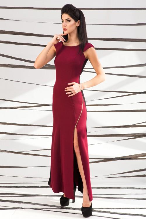 Платье 01-42 марсал