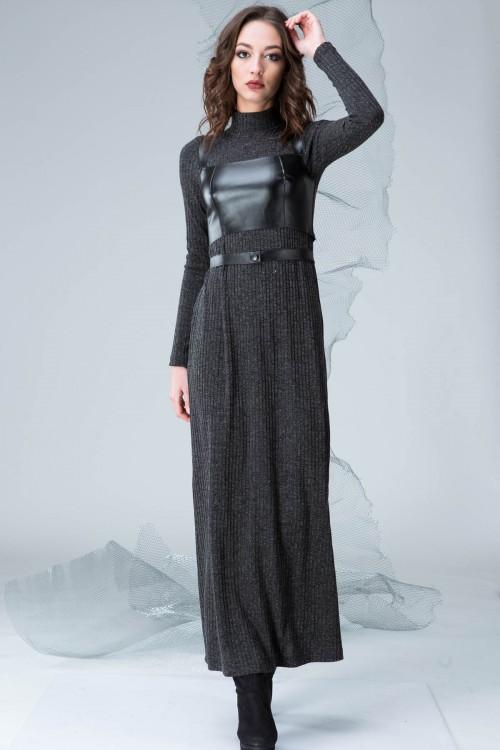 Платье 3325 черный