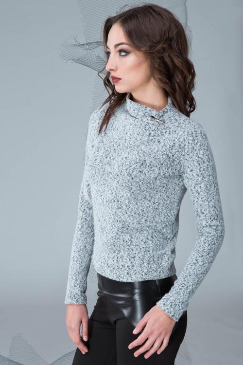Кофта 2080 серый