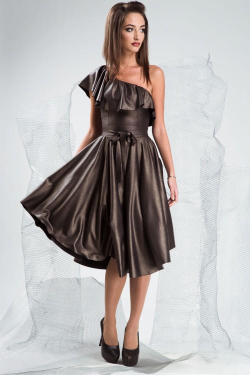 Платье 3333 бронза