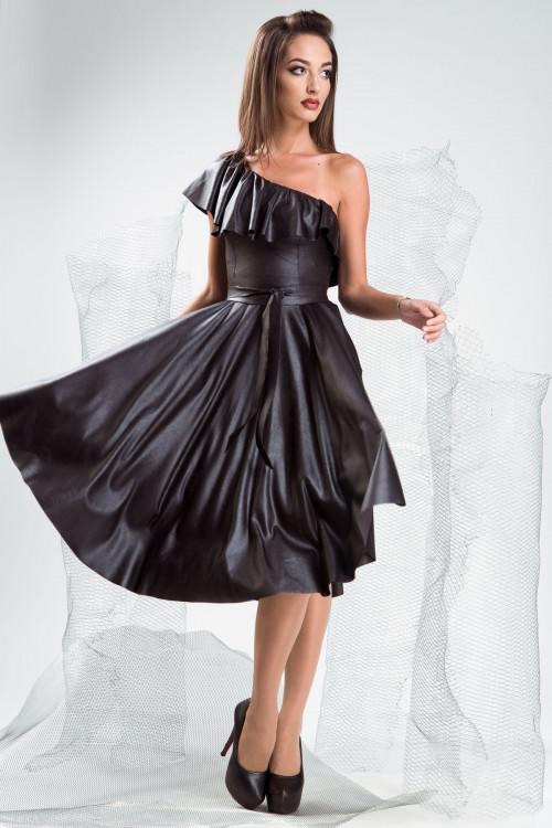 Платье 3333 черный