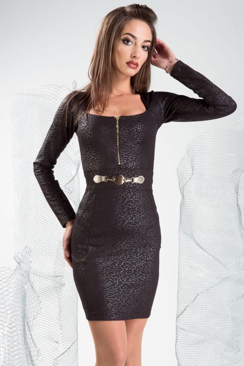 Платье 3191 черный