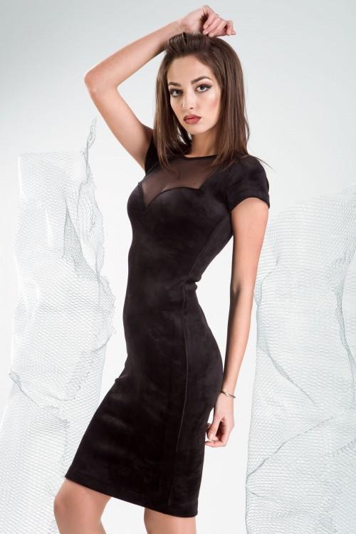 Платье 3335 черный