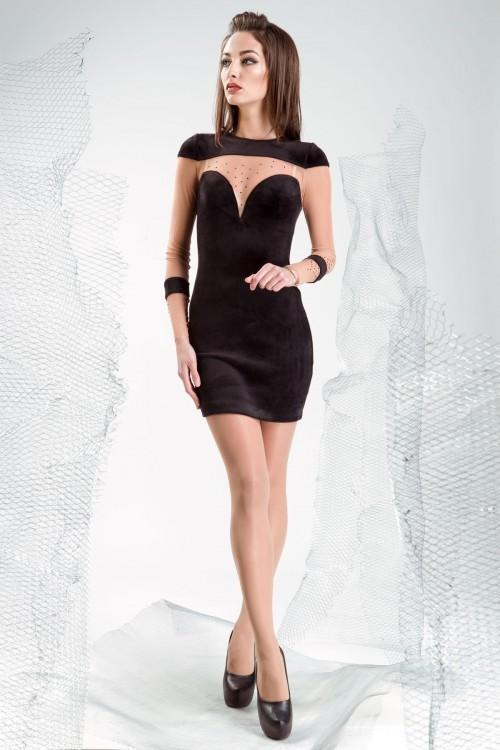 Платье 3336 черный