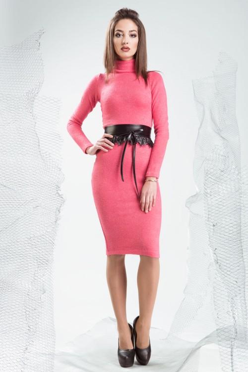 Платье 3330 розовый