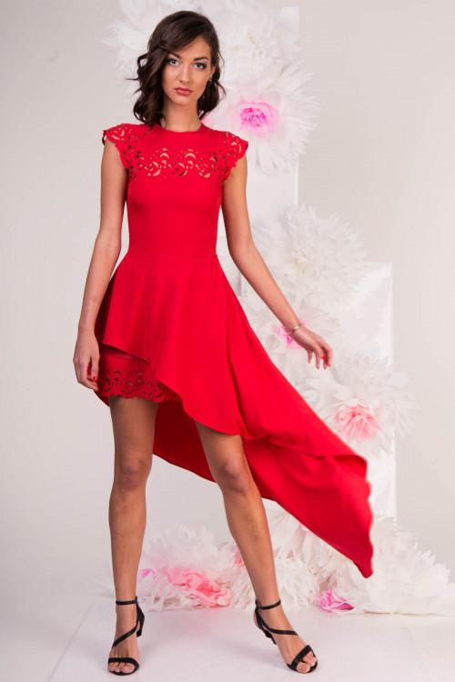 Платье 3250 красное