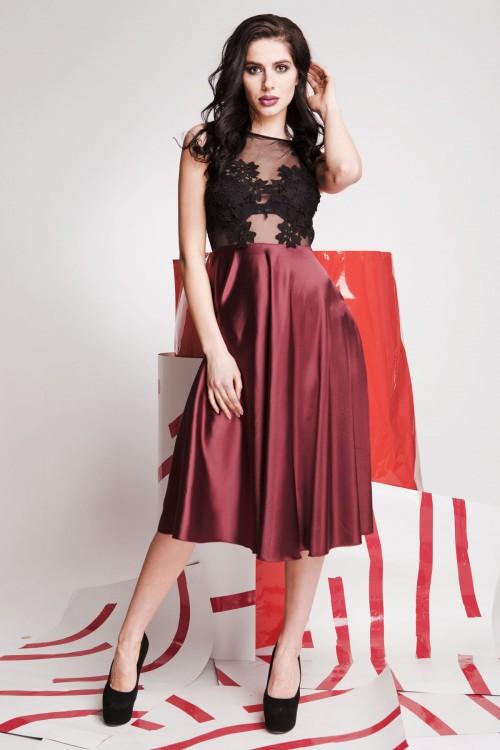Платье 01-70 марсал
