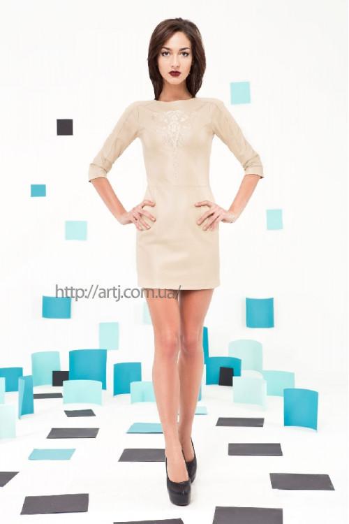Платье 3218 молоко