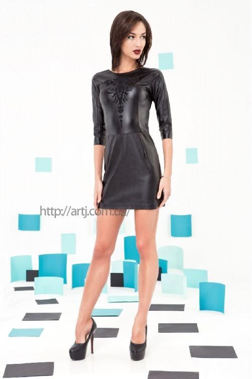 Платье 3218 черный
