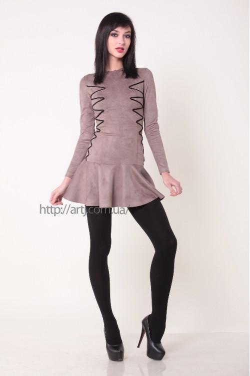 Платье 3225 капучино