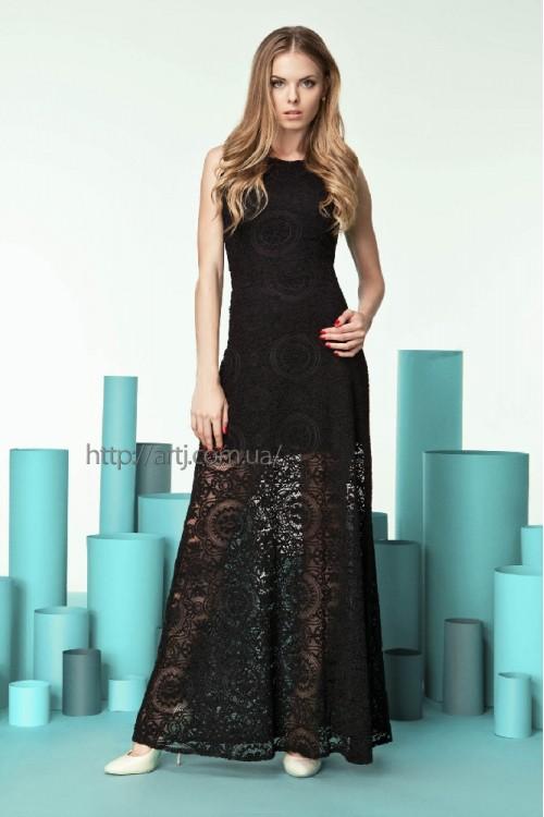 Платье 3199 черное