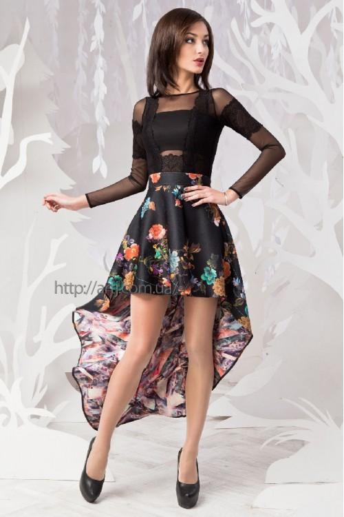 Платье  52-01