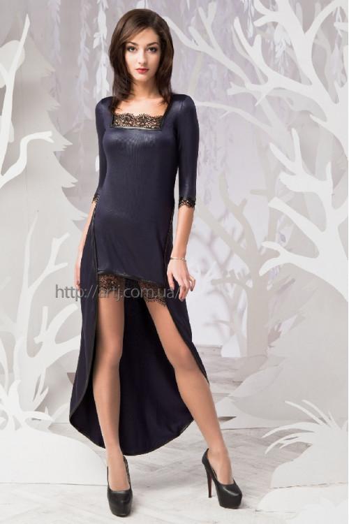 Платье 3267 синий