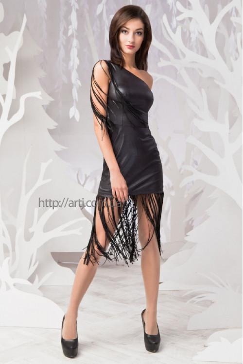 Платье 3270 черный