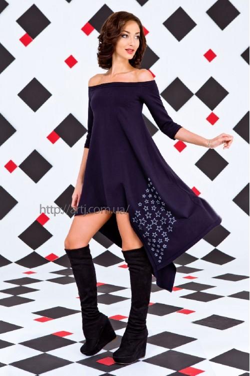 Платье 38-58