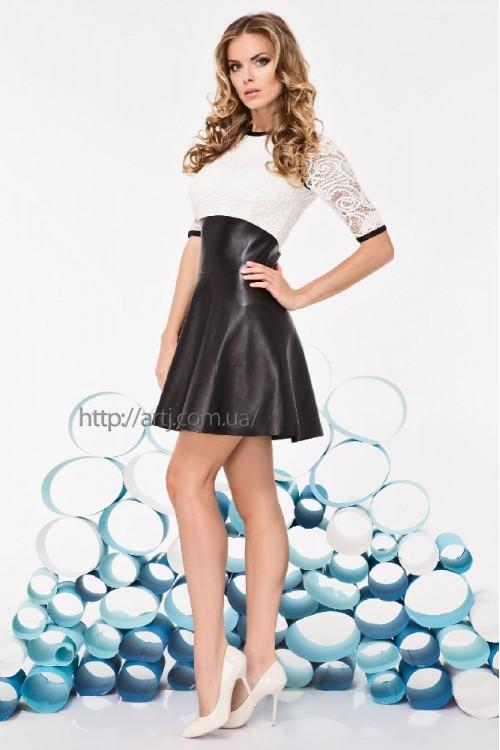 Платье 3228 белый