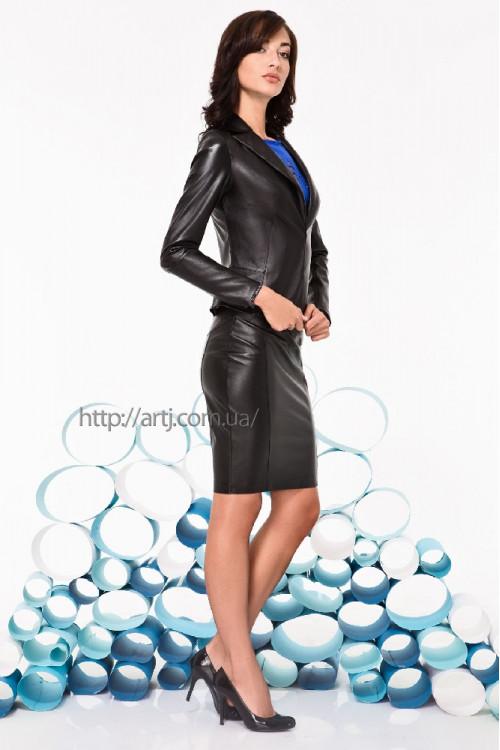Пиджак 2061 черный