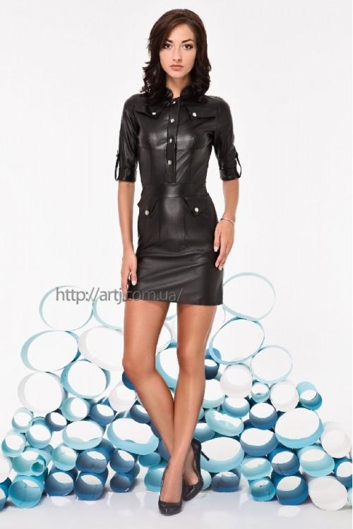 Платье 3230 черный