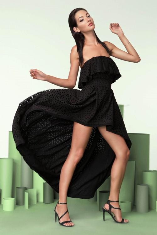 Платье 3209 черное