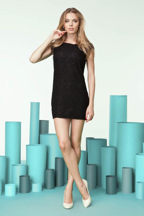 Платье 3239 черное