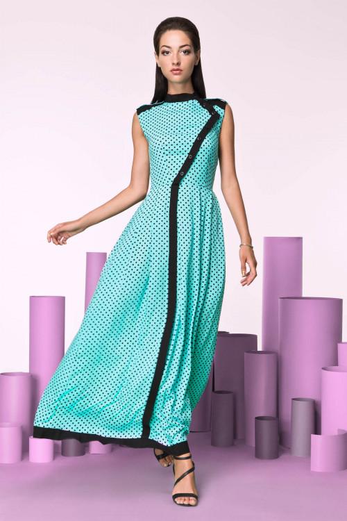 Платье 3207 мята