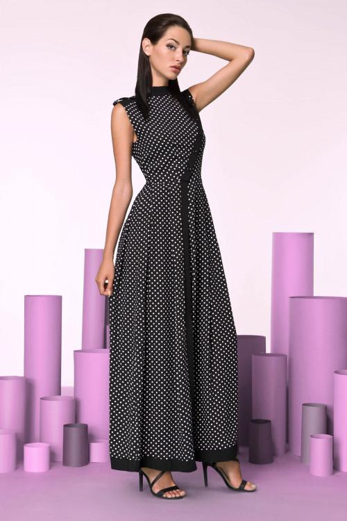Платье 3207 черное