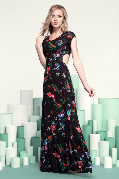 Платье 3233 черное