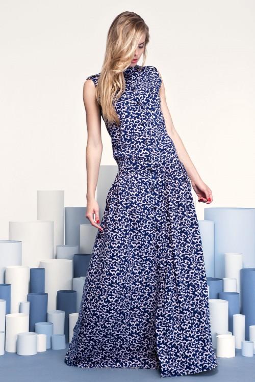 Платье 3205 беж