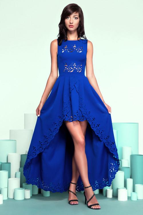 Платье 3242 эллектрик