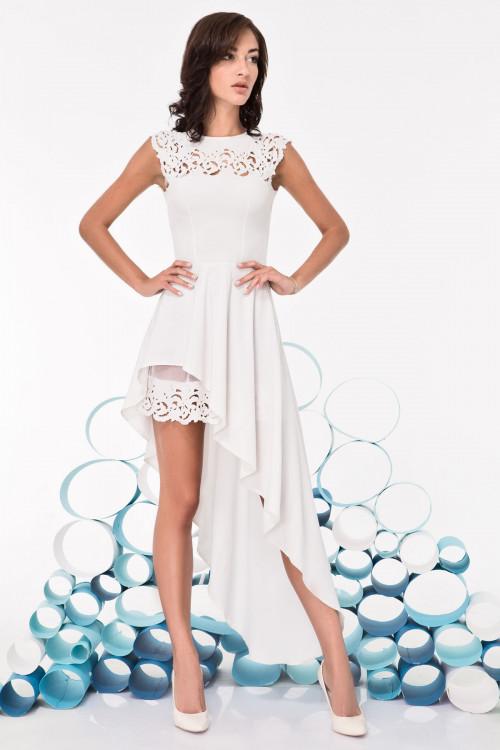 Платье 3250 молоко