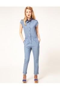 Женский комбинезон: универсальная одежда для стильного образа